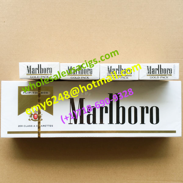 Buy Hot Sale Marlboro Gold Short 20 Cartons Cigarettes Wholesale